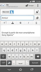 Sony Xperia Z2 - E-mails - Envoyer un e-mail - Étape 9
