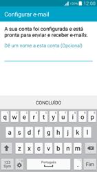 Samsung Galaxy Grand Prime - Email - Adicionar conta de email -  10
