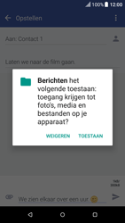 HTC One A9 - Android Nougat - MMS - hoe te versturen - Stap 13