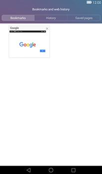 Huawei MediaPad T1 (7.0) - Internet - Internet browsing - Step 8