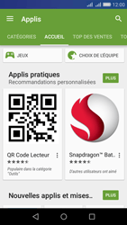 Huawei Y6 - Applications - Télécharger des applications - Étape 5