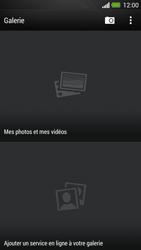 HTC One - Photos, vidéos, musique - Envoyer une photo via Bluetooth - Étape 4