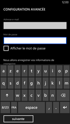 Nokia Lumia 1320 - E-mail - Configuration manuelle - Étape 9