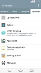 LG G3 4G (LG-D855) - Instellingen aanpassen - Fabrieksinstellingen terugzetten - Stap 5