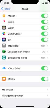 Apple iPhone X - Device maintenance - Back up - Étape 10