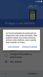 Samsung Galaxy A5 (2016) - Android Nougat - Primeiros passos - Como ligar o telemóvel pela primeira vez -  14