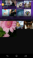 Sony Xperia Z3 Compact - Photos, vidéos, musique - Envoyer une photo via Bluetooth - Étape 4