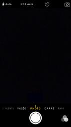 Apple iPhone 6 iOS 8 - Photos, vidéos, musique - Prendre une photo - Étape 6