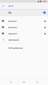 Nokia 8 Sirocco - Wi-Fi - Connect to Wi-Fi network - Step 7