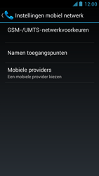 Acer Liquid Z5 - Internet - Handmatig instellen - Stap 10