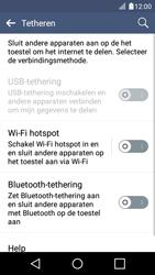 LG K4 - WiFi - Mobiele hotspot instellen - Stap 5