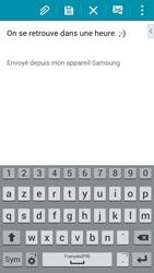 Samsung A500FU Galaxy A5 - E-mail - envoyer un e-mail - Étape 9