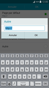 Samsung N910F Galaxy Note 4 - Internet - Configuration manuelle - Étape 23