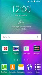 Samsung Galaxy A5 - MMS - Como configurar MMS -  1