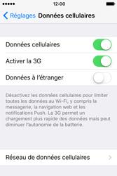 Apple iPhone 4 S iOS 9 - Internet - Configuration manuelle - Étape 8