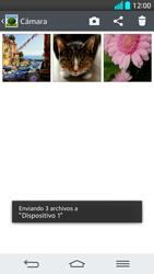 LG G2 - Bluetooth - Transferir archivos a través de Bluetooth - Paso 12