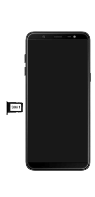 Samsung Galaxy J8 - Primeiros passos - Como inserir o chip da Nextel no seu celular - Etapa 4