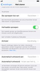 Apple iPhone 7 iOS 11 - iOS 11 - Niet storen tijdens autorijden - Stap 4