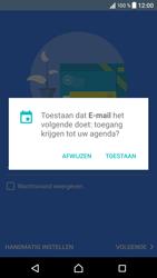 Sony Xperia XZ - E-mail - Handmatig instellen - Stap 12