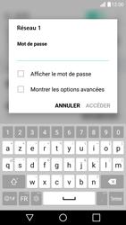 LG G5 - Android Nougat - WiFi et Bluetooth - Configuration manuelle - Étape 7
