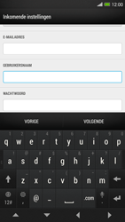 HTC One Max - E-mail - e-mail instellen: IMAP (aanbevolen) - Stap 9