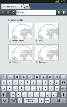 Samsung T315 Galaxy Tab 3 8-0 LTE - Internet - navigation sur Internet - Étape 4