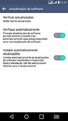 LG K8 - Funções básicas - Como atualizar o software do seu aparelho - Etapa 9