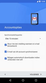 Huawei Google Nexus 6P - E-mail - handmatig instellen (yahoo) - Stap 14
