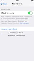 Apple iPhone 7 (Model A1778) - iOS 11 - Automatische iCloud-reservekopie instellen - Stap 7