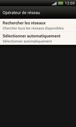 HTC T328e Desire X - Réseau - utilisation à l'étranger - Étape 9