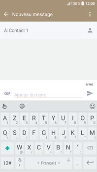 HTC Desire 825 - Contact, Appels, SMS/MMS - Envoyer un MMS - Étape 9