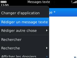 BlackBerry 9720 - Contact, Appels, SMS/MMS - Envoyer un MMS - Étape 5