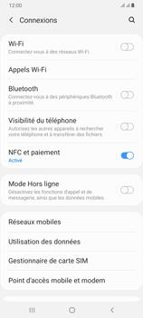 Samsung Galaxy A70 - Internet - activer ou désactiver - Étape 5