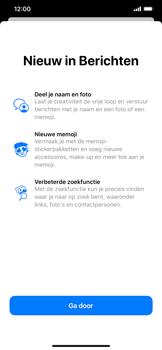 Apple iPhone 11 - MMS - afbeeldingen verzenden - Stap 2