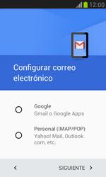 Samsung Galaxy S3 Mini - E-mail - Configurar Gmail - Paso 7