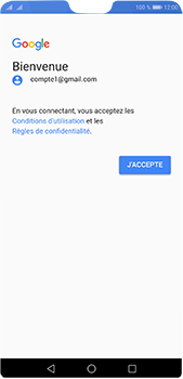Huawei P20 Pro - E-mail - 032a. Email wizard - Gmail - Étape 12