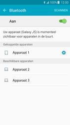 Samsung J500F Galaxy J5 - Bluetooth - Headset, carkit verbinding - Stap 8