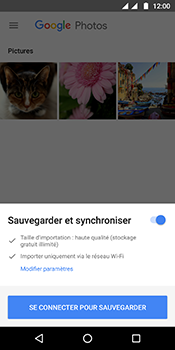 Motorola Moto G6 - Photos, vidéos, musique - Envoyer une photo via Bluetooth - Étape 4