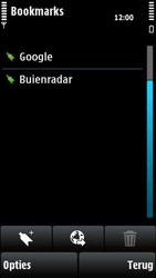 Nokia X6-00 - Internet - hoe te internetten - Stap 10