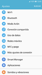 Samsung Galaxy J5 (2016) - Internet - Activar o desactivar la conexión de datos - Paso 4