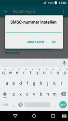 Acer Liquid Z320 - SMS - handmatig instellen - Stap 7