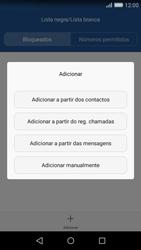 Huawei P8 Lite - Chamadas - Como bloquear chamadas de um número -  8