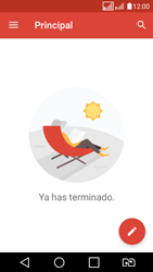 LG K4 (2017) - E-mail - Configurar Gmail - Paso 6