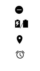 Motorola Moto C Plus - Funções básicas - Explicação dos ícones - Etapa 8