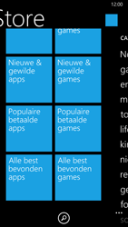 Nokia Lumia 930 - Applicaties - Downloaden - Stap 8
