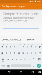 Acer Liquid Zest 4G - E-mail - Configuration manuelle - Étape 7
