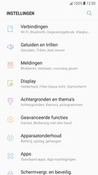 Samsung Galaxy S6 - Android Nougat - Internet - aan- of uitzetten - Stap 4
