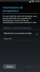 HTC One S - Premiers pas - Créer un compte - Étape 22