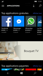 Microsoft Lumia 550 - Applications - Télécharger une application - Étape 7