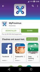 Acer Liquid Z530 - Applications - MyProximus - Étape 10